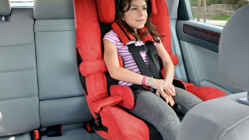 The Spirit APS Car Seat: Customizable Comfort for Children with ...