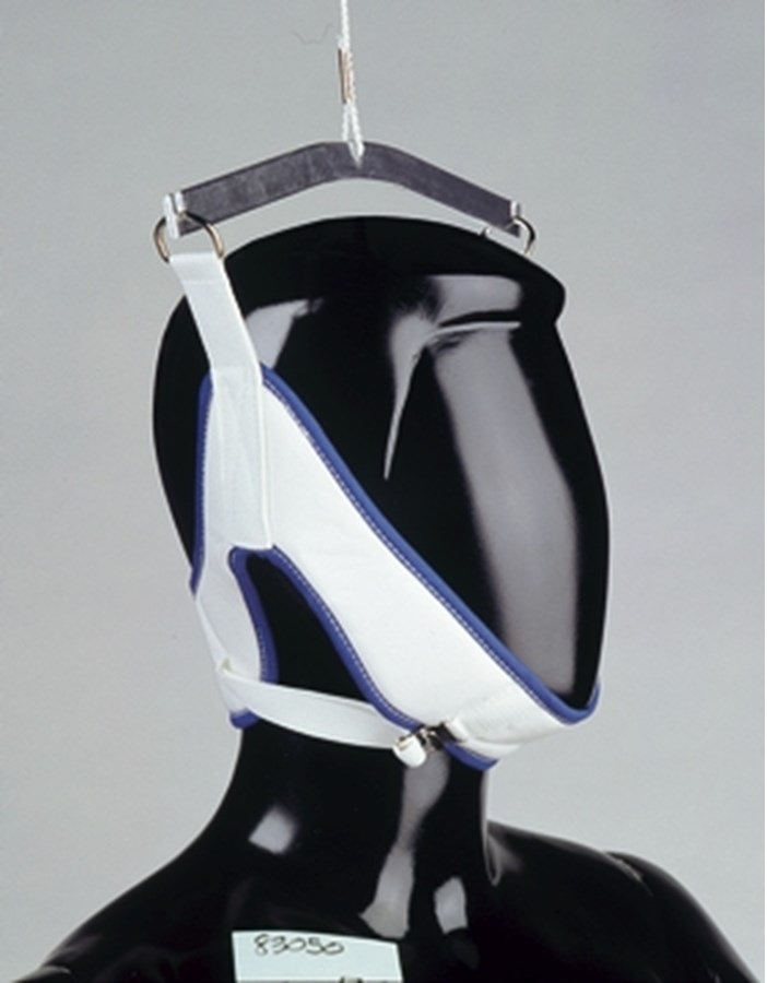 procare deluxe head halter cervical traction device