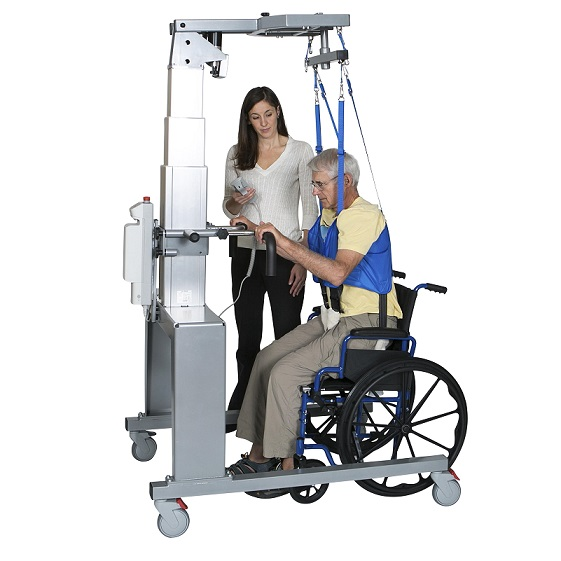 Dynamic Unweighting: Anti-Gravity Systems for Rehabilitation