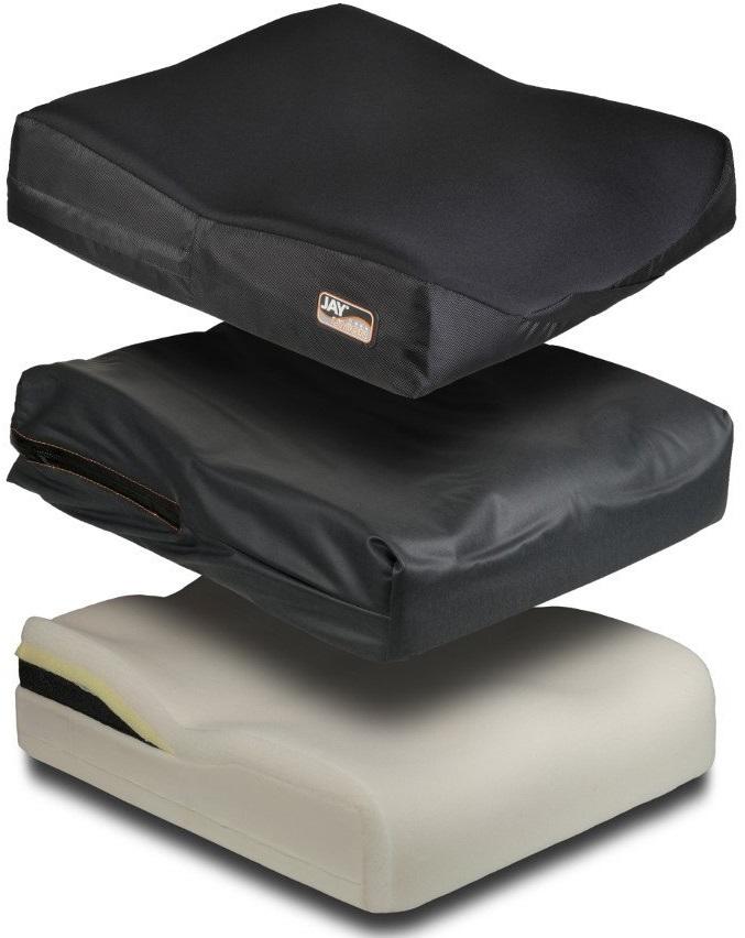 Jay Union Wheelchair Cushions - The 5 Best Wheelchair Cushions