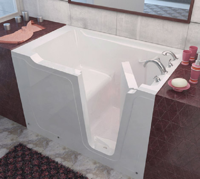 The 5 Best Walk-In Tubs