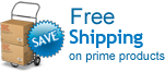 Free Shipping on prime products