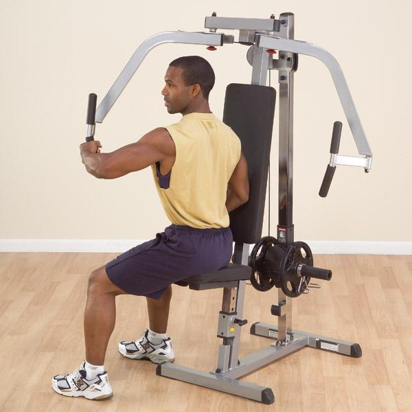 Body Solid Plate Loaded Pec Machine Free Shipping
