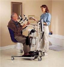 Reliant Stand Up Patient Lift Standing Lifts