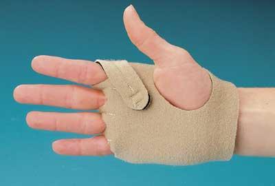 Rolyan Hand Based In Line Splint Free Shipping