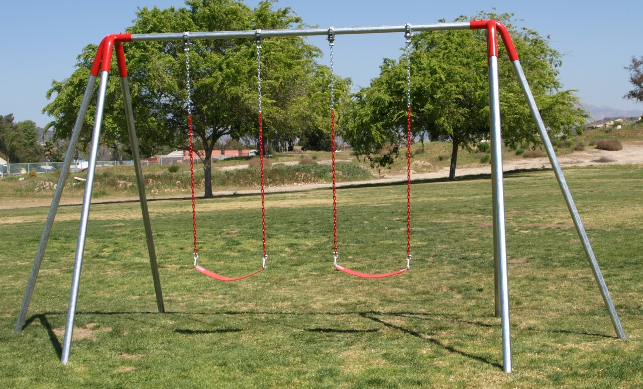 Use The Above Diagram For Interpreting Individual Dimensions Of Each Swing Set Below