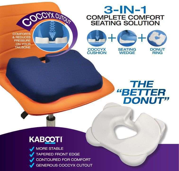 Kabooti Ring Positioning Pillow