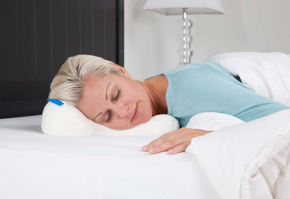 Stomach Sleeper Pillow Positioning Pillows And Cushions