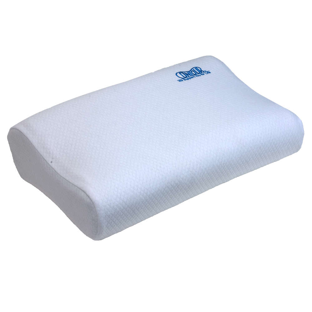contourpillow flip foam contour memory pillow innovations sleep product