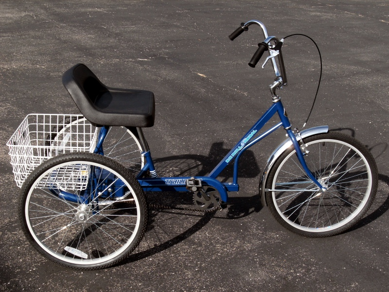 Ez Roll Regal Adult Tricycles Free Shipping