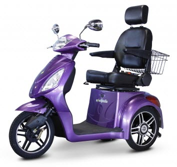 Ewheels Ew 36 Senior Mobility Electric Scooter With