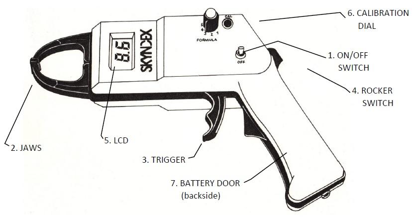 skyndex skinfold caliper buy now