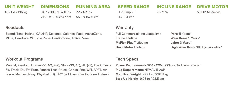 SportsArt T675 Cardio Treadmill