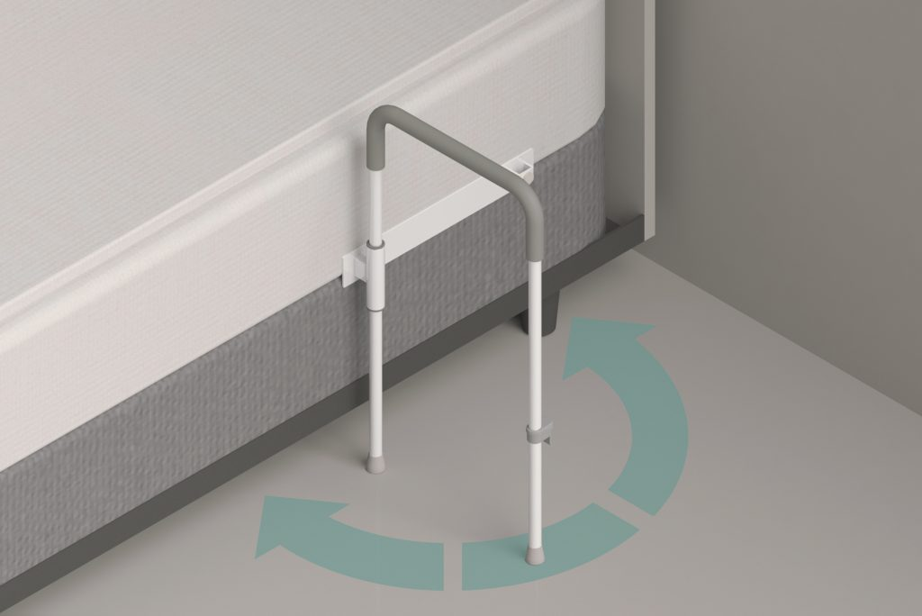 Healthcraft Smart Rail Bed Assist System
