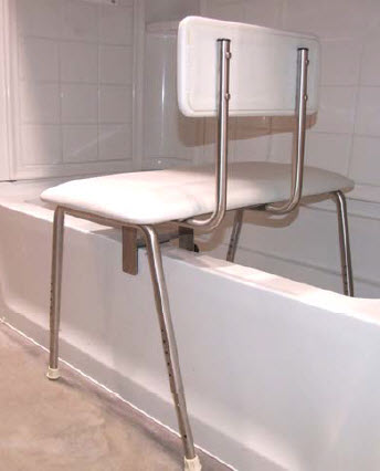 Ada Compliant Portable Bath Shower Transfer Bench