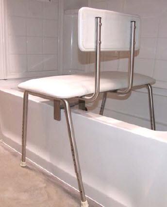 Ada Compliant Portable Bath Shower Transfer Bench