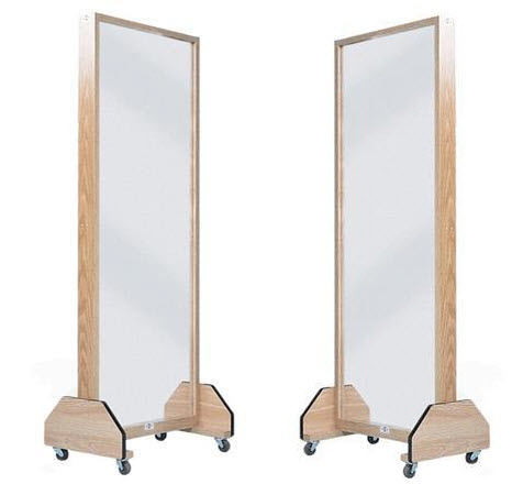 Mobile Posture Mirror For Physical Therapy By Armedica