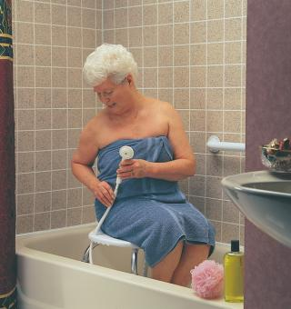 Adjustable Bath And Shower Seat Free Shipping