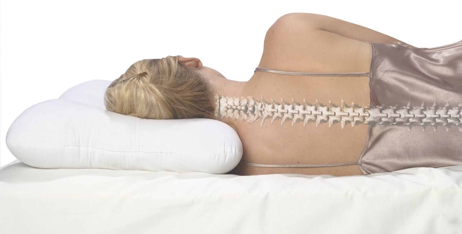 orthofiber 2 0 neck support pillow. Black Bedroom Furniture Sets. Home Design Ideas