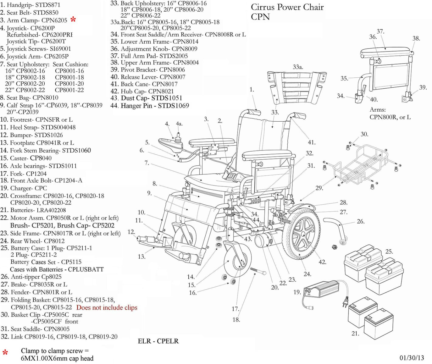 Electric Kick Scooter Battery likewise Power Wheelchair Parts in addition Manuals in addition Electric Tricycles For Sale in addition Cirrus Plus Ec Power Chair Replacement Parts 41673. on electric mobility wiring diagram