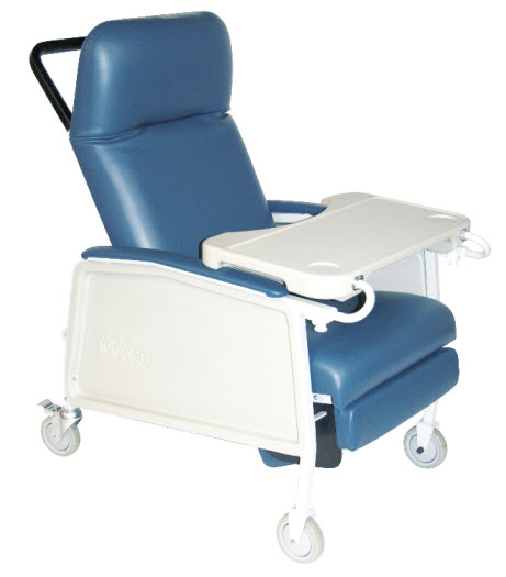 3 Position Treatment Recliner Free Shipping