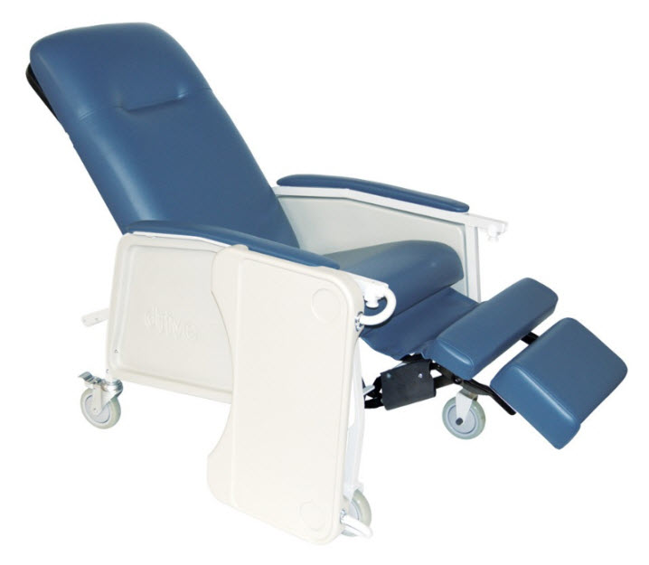 Drive Medical 3 Position Treatment Recliner