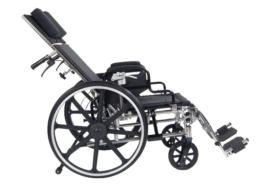 Viper Plus Reclining Wheelchair Free Shipping