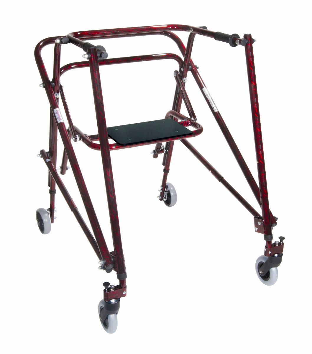 Adult Walker With Seat 62
