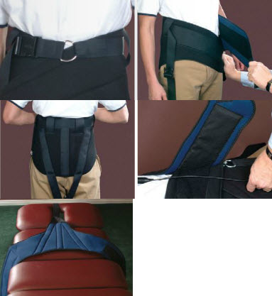 Dynawrap Traction Belts By Dynatronics Free Shipping