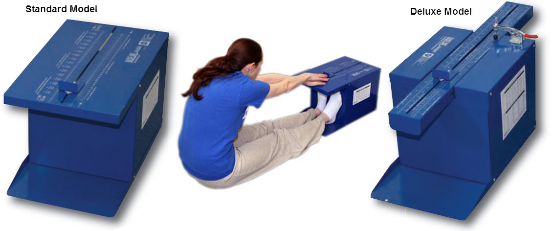 Sit And Reach Trunk Flexibility Box Free Shipping
