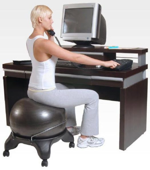 Use As Desk Chair To Improve Posture