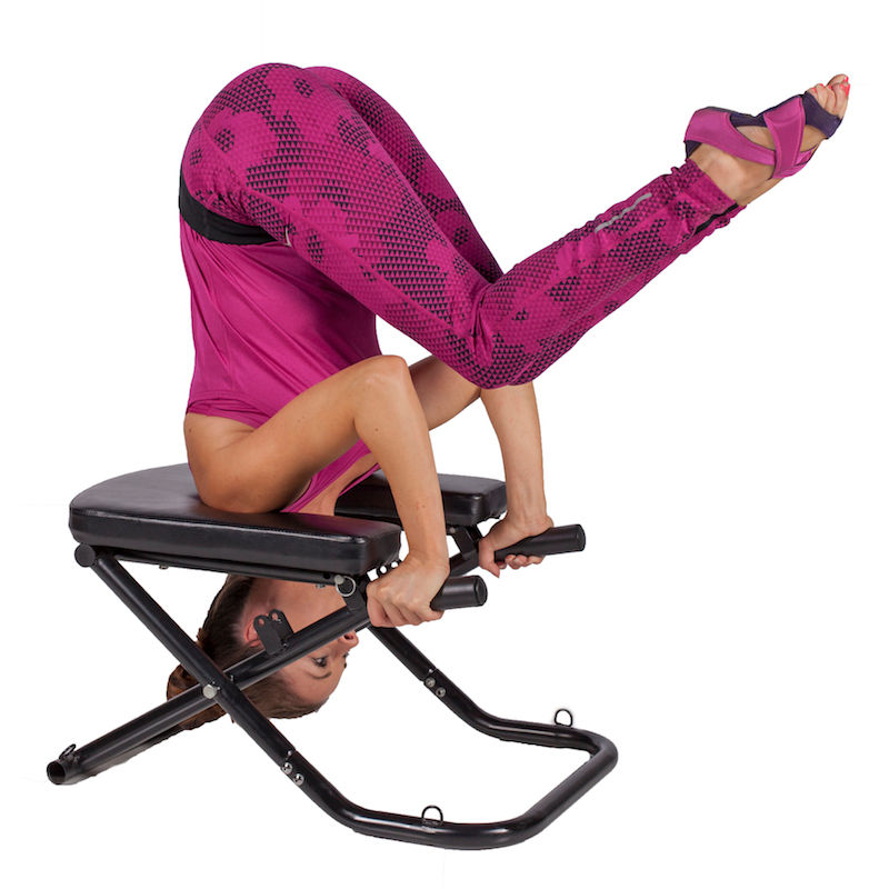 Yogacise Back Inversion Resistance Bench