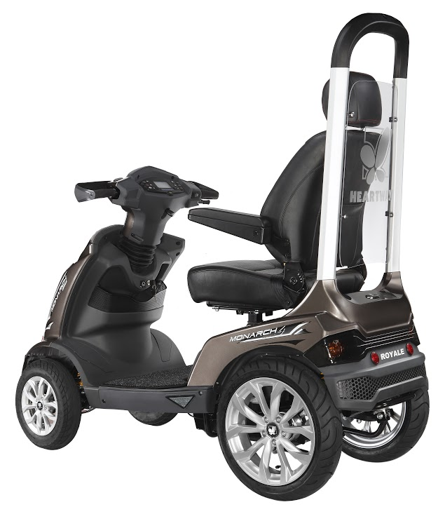More Information  sc 1 st  Rehabmart.com & Royale 4S Power Scooter - FREE Shipping