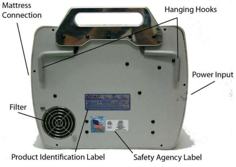 K 3oem Ez Aire True Low Air Loss Pressure System