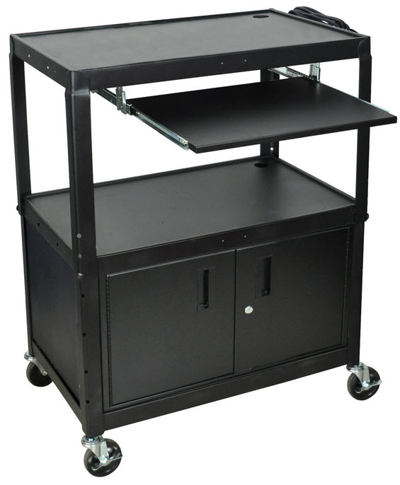 Extra large steel av cart free shipping more information sciox Gallery