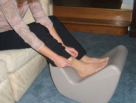 Tuffet Foot Or Leg Rest Discount Sale Free Shipping