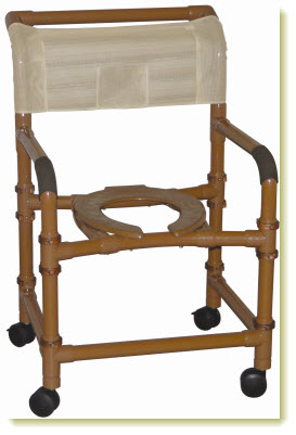 22 inch wood tone shower chair shower chairs
