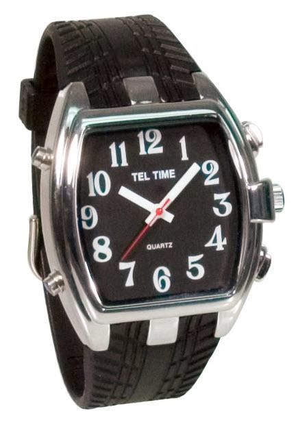 tel time men s talking watch even more information about the tel time men s talking watch