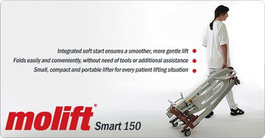 Molift Smart 150 Patient Lift Free Shipping