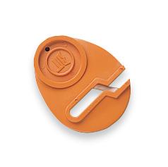 how to use fiskars desktop scissor sharpener