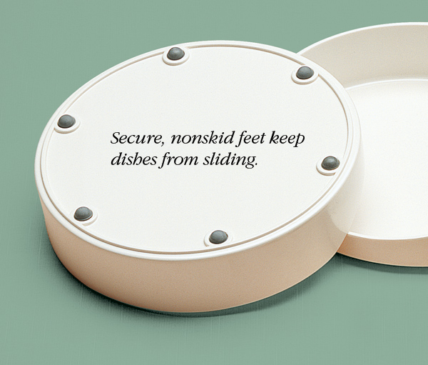 Get The Scoop And Dish It Out: GripWare Round Scoop Dish BUY NOW