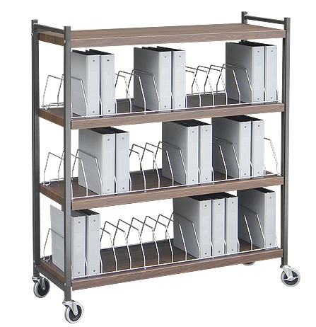 Large Vertical Chart Rack 260009