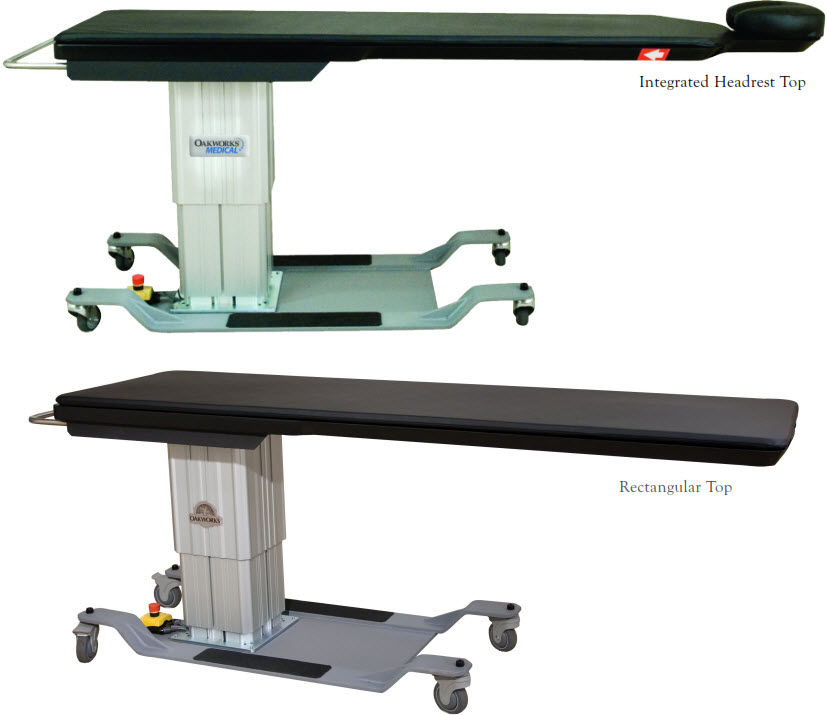 Oakworks Cfpm100 C Arm Imaging Table Free Shipping
