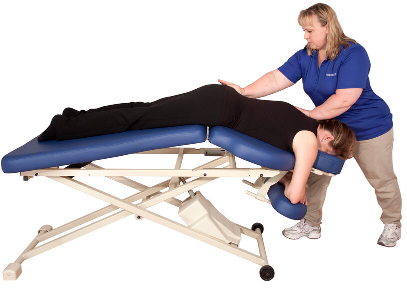 oakworks pt400m massage table - free shipping