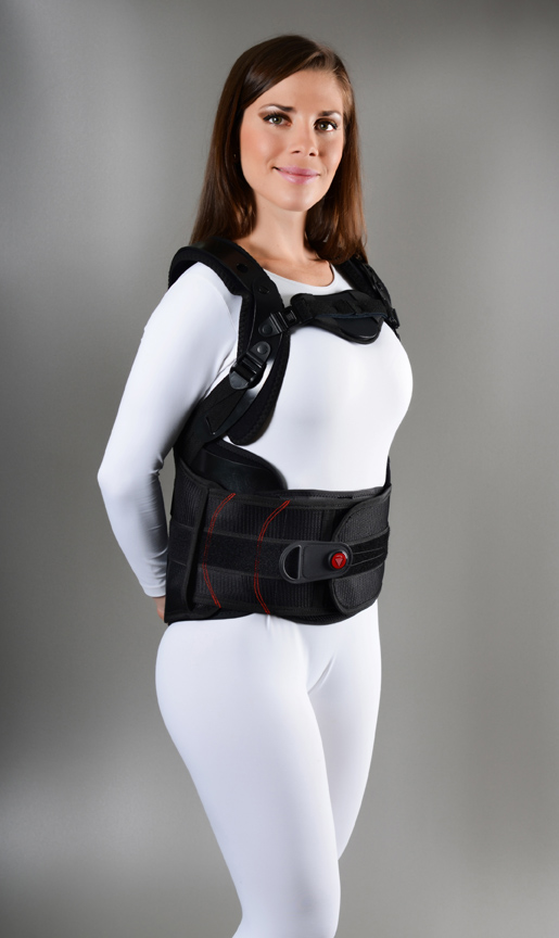 Full back brace venum1 tlso back brace back