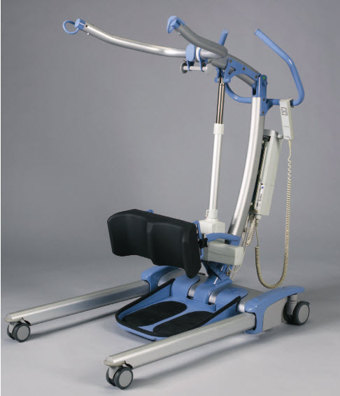 S 440 Sit To Stand Patient Lift Free Shipping