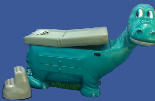 Hippo Pediatric Examination Table Free Shipping