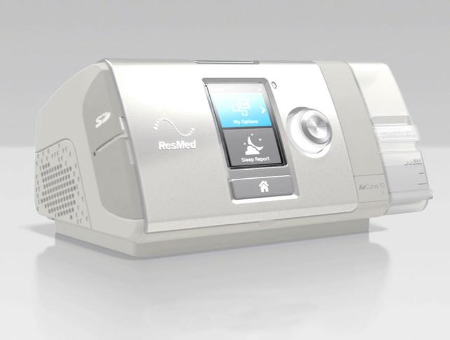 Cpap Machine Reviews >> AirCurve 10 ASV Adaptive Servo-Ventilator