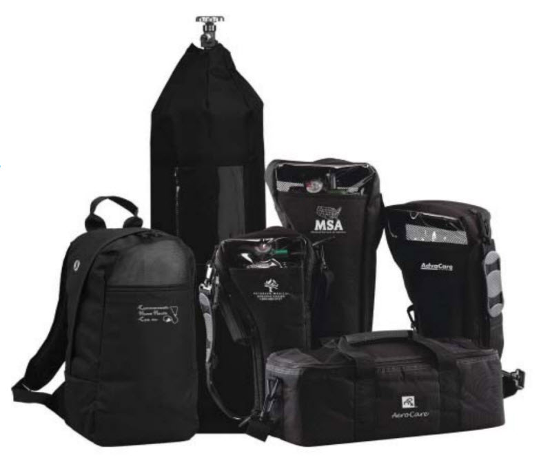 More Information Oxygen Cylinder Cases And Bags