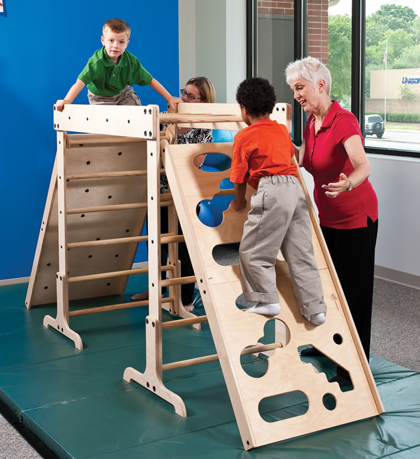 Jungle Gym Pediatric Occupational Therapy Sensory Equipment